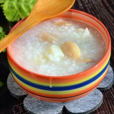 山药白扁豆粥