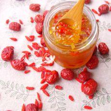枸杞蜂蜜柚子茶