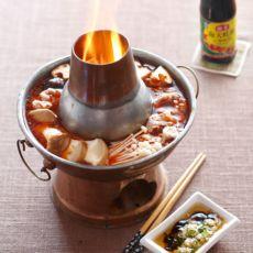 重庆鲜菇火锅的做法