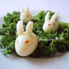 鹌鹑蛋小兔子