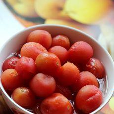 糖水小番茄