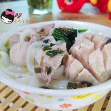 潮式河粉汤
