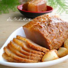 蒜香奥尔良烤肉的做法