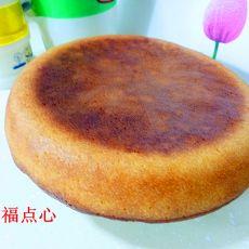 电饭煲生日蛋糕