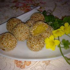 芝香红薯小麻团