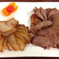 电饭锅卤牛腱子肉的做法