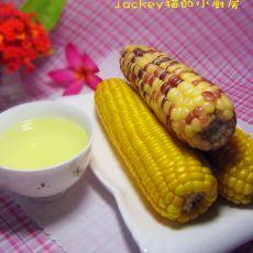 鲜煮玉米的做法