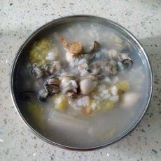 海蛎粥的做法