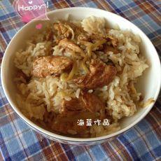 简易版海南鸡饭