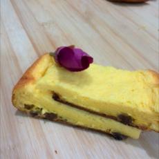 芝士葡萄干蛋糕