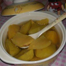 生姜红薯糖水