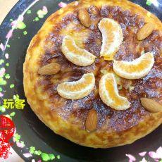 电饭锅版苹果派的做法