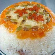 糯米八宝饭