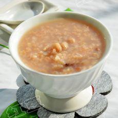 豇豆花生粥的做法