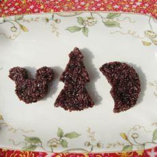 米奇黑米饭