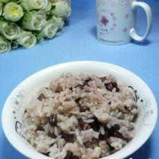 赤豆米饭的做法