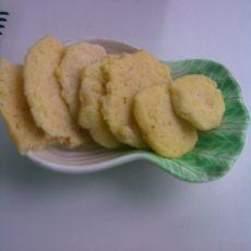 微波炉饼干的做法