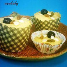 蜂蜜小蛋糕的做法