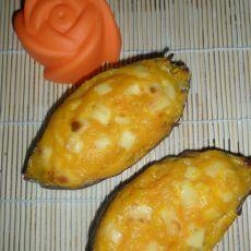 芝士奶油�h马铃薯