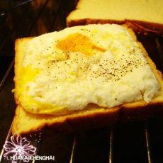 微波版荷包蛋