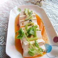 微波炉豆腐