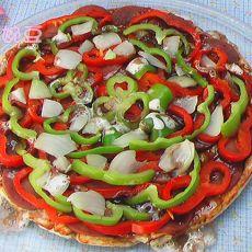 山寨版披萨