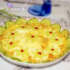 鸡蛋玉子豆腐