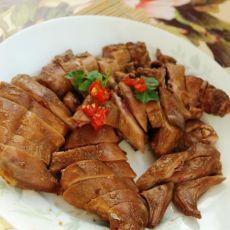 微波炉烤兔肉的做法