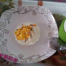 黑椒荷包蛋的做法