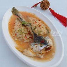 香茅甜辣鱼
