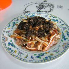 橄榄菜拌猪耳