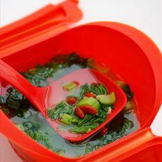 麦香米汤钵钵菜――夏季为身体减负