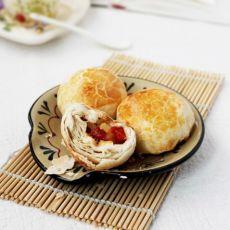 果香粒粒的水果月饼——酥皮水果月饼