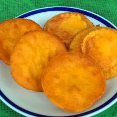 南瓜蛋挞―烤箱版南瓜饼