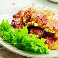 烤腐乳鸡翅