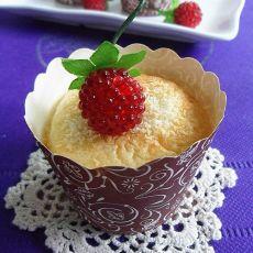 戚风纸杯蛋糕