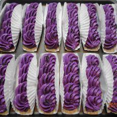 紫薯小甜品的做法