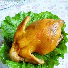 奥尔良烤鸡