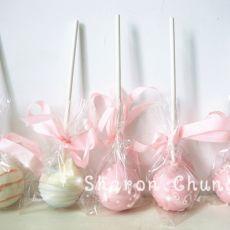 棒棒糖蛋糕 cakepops