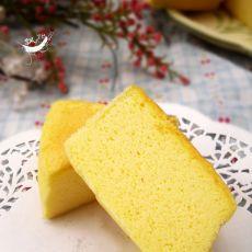 鲜奶轻乳酪蛋糕