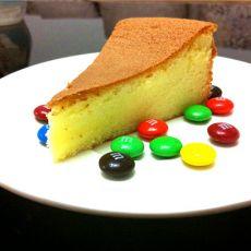 烤箱版戚风蛋糕的做法