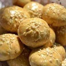 燕麦桃酥的做法