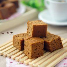 红糖红枣海绵蛋糕