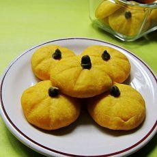 南瓜饼干的做法