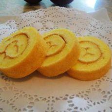 蜂蜜戚风蛋糕卷
