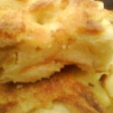 烤苹果面包的做法