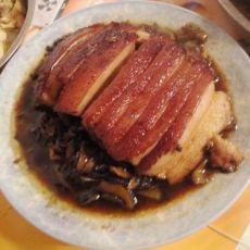 酸菜扣肉的做法