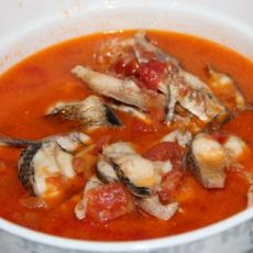 开胃蕃茄鱼