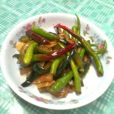 香辣黄瓜腌菜