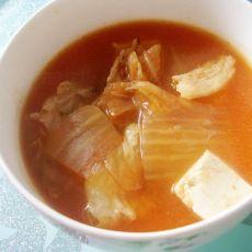 泡菜豆腐��